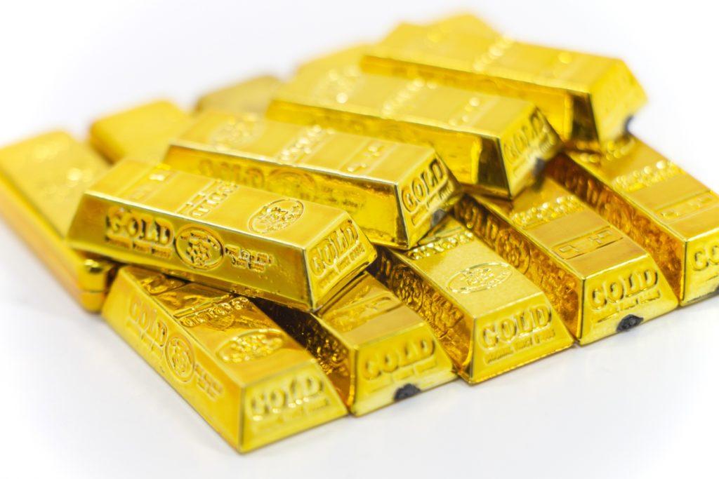 株の基礎「金・Gold」